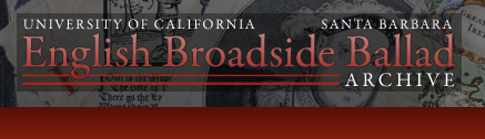 Broadside Ballad Archive